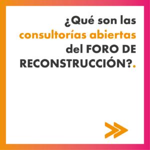 Consultorías abiertas 1